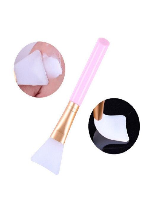 Кисть силиконовая для нанесения масок