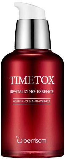 TIMETOX Эссенция для лица антивозрастная Berrisom TIMETOX REVITALIZING ESSENCE 50мл