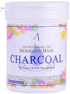 АН Original Маска альгинатная для кожи с расшир.пор. (банка) 700мл Charcoal Modeling Mask /container