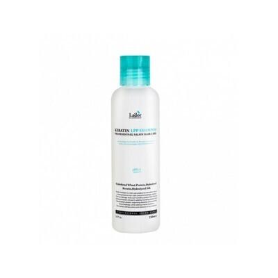 Lador  Профессиональный шампунь для ухода за до и после завивки или окрашивания Keratin LPP shampoo, 150 мл