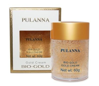 Pulanna Био-золотой крем от морщин -Gold Cream 60г