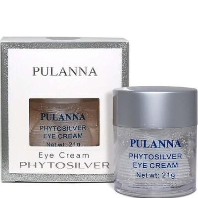 Pulanna Крем для век -Phytosilver Eye Cream 21г