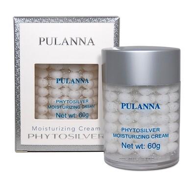 Pulanna Увлажняющий крем -Phytosilver Moisturizing 60г