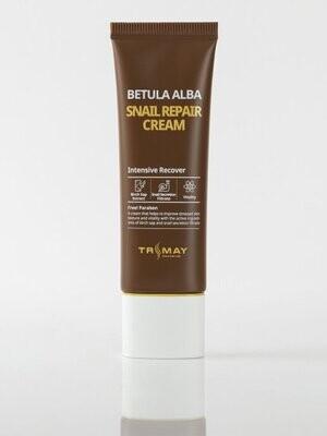 Крем для лица TRIMAY Snail Repair Betula Alba Cream(50 гр)