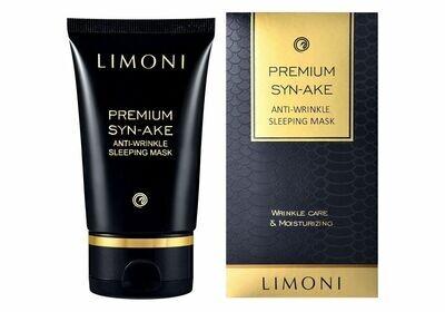 Маска антивозрастная ночная со змеиным ядом для лица / Premium Syn-Ake Anti-Wrinkle Sleeping Mask 50 мл