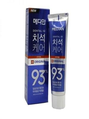 Median Зубная паста Dental IQ 93% Original 120g