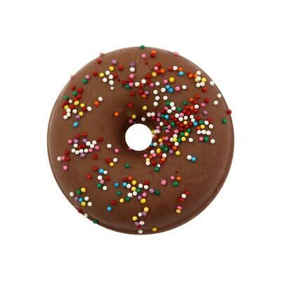 "Пончик для принятия ванны ""Шоколад"", PRETTY GARDEN"