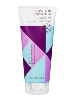 "Кондиционер для волос ""Italian Iris"" 200 мл Tорговой марки ""Alan Hadash"""