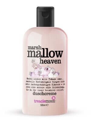 "Treaclemoon, Гель для душа Маршмеллоу ""Marshmallow Hearts"", 500 мл"