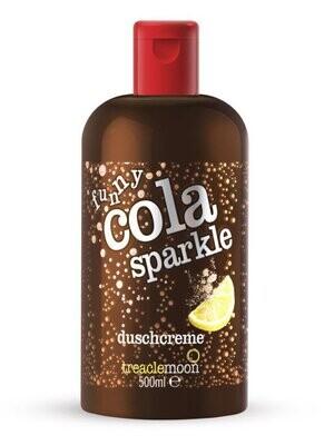 "Treaclemoon, Гель для душа Та самая Кола ""Funny Cola Sparkle"", 500 мл"