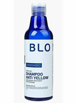COCO CHOCO Blond шампунь для осветленных волос 250 мл