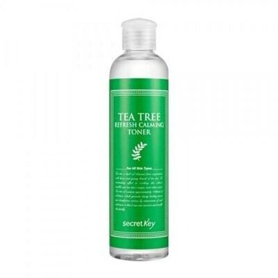 Тоник с экстрактом чайного дерева для проблемной кожи SECRET KEY Tea Tree Refresh Calming Toner