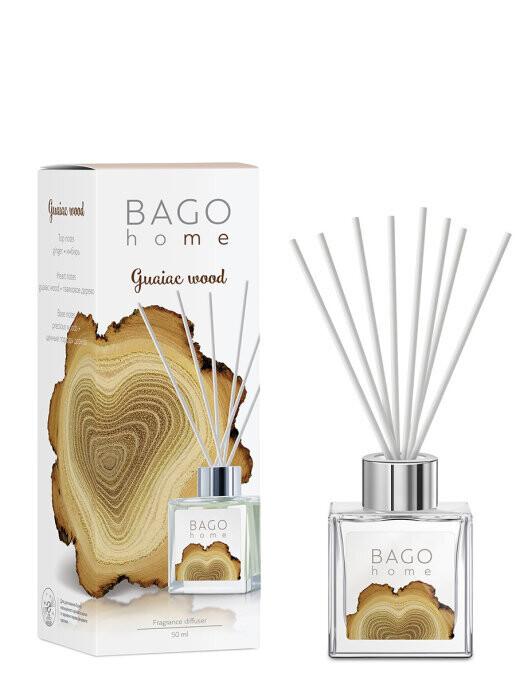 BAGO home  Ароматический диффузор Гваяковое дерево 100 мл