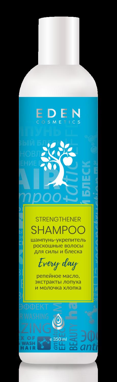EDEN Шампунь-укрепитель корней Роскошные волосы 350мл , шт