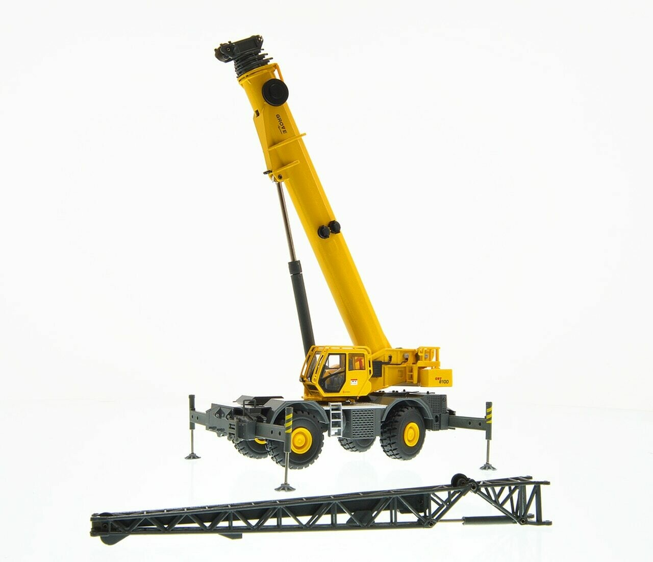 Grove GRT8100 Rough Terrain Hydraulic Crane
