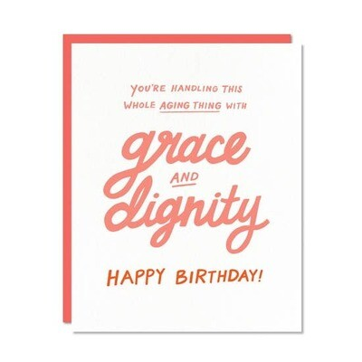 Grace and Dignity Card