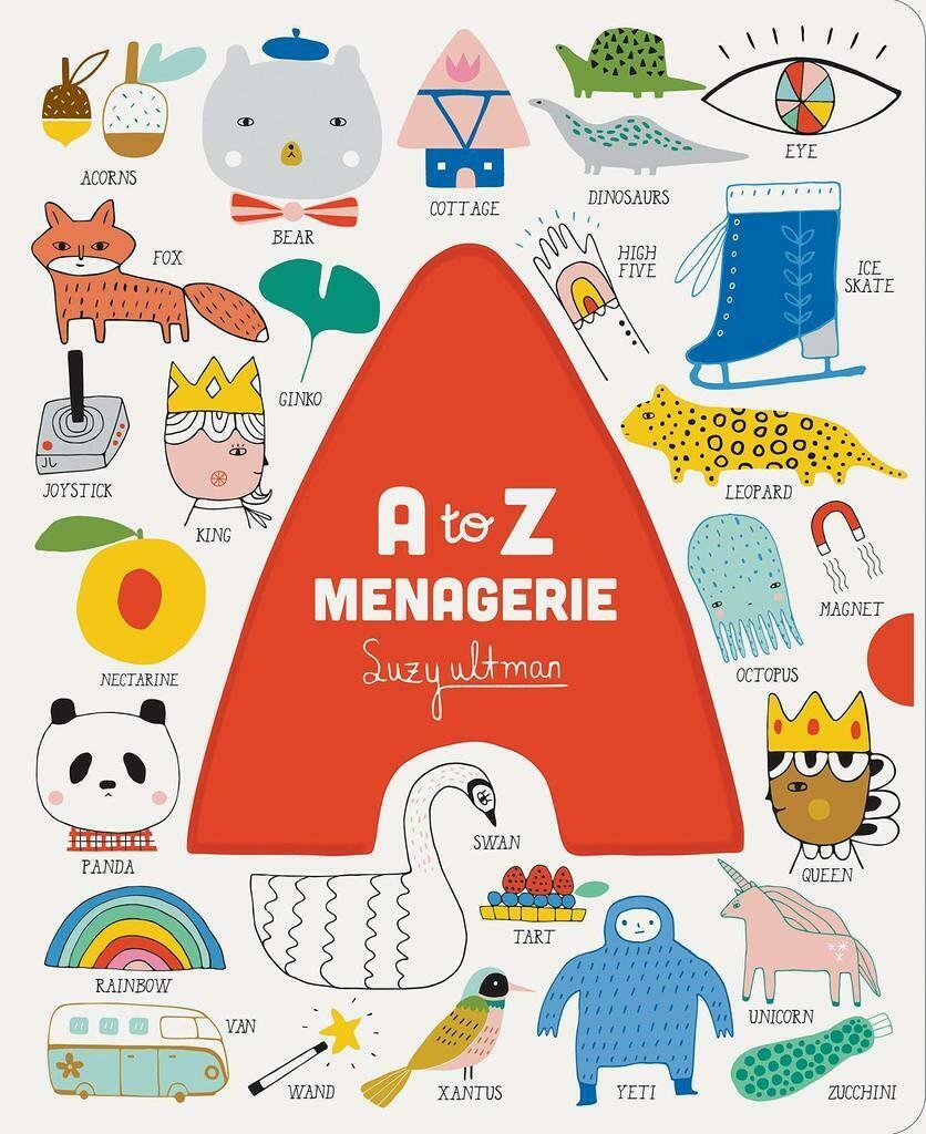AZ Menagerie Book