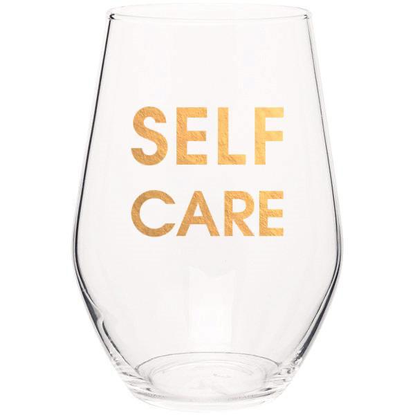 Chez Gagne Wine Glass
