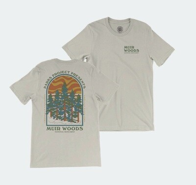 Muir Woods Cinco Tee