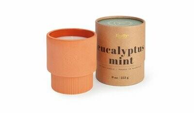 Sahara 9 oz Terracotta Jar