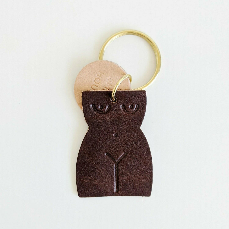 Nude Key Fob