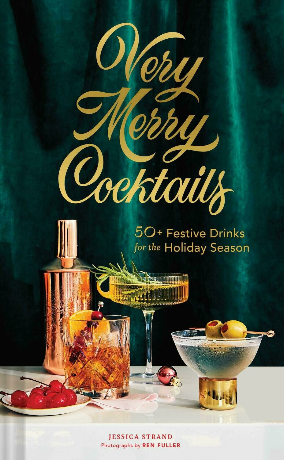 Very Merry Cocktail Book