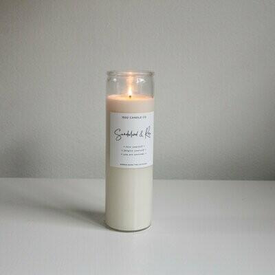 Love Yourself Ritual Meditation Candle