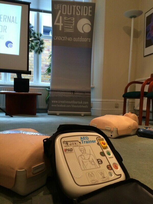 First Aid Refresher/ Basic Life Support