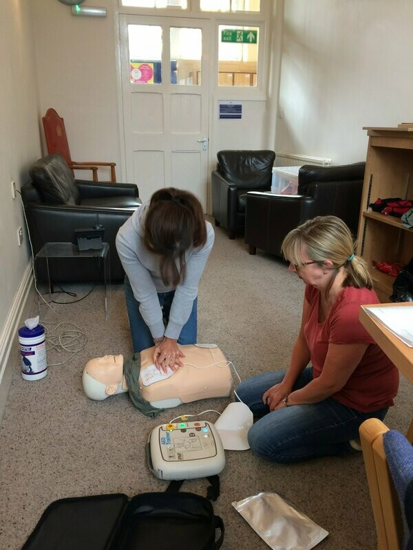 Online Level 3 Award in First Aid at Work (RQF)