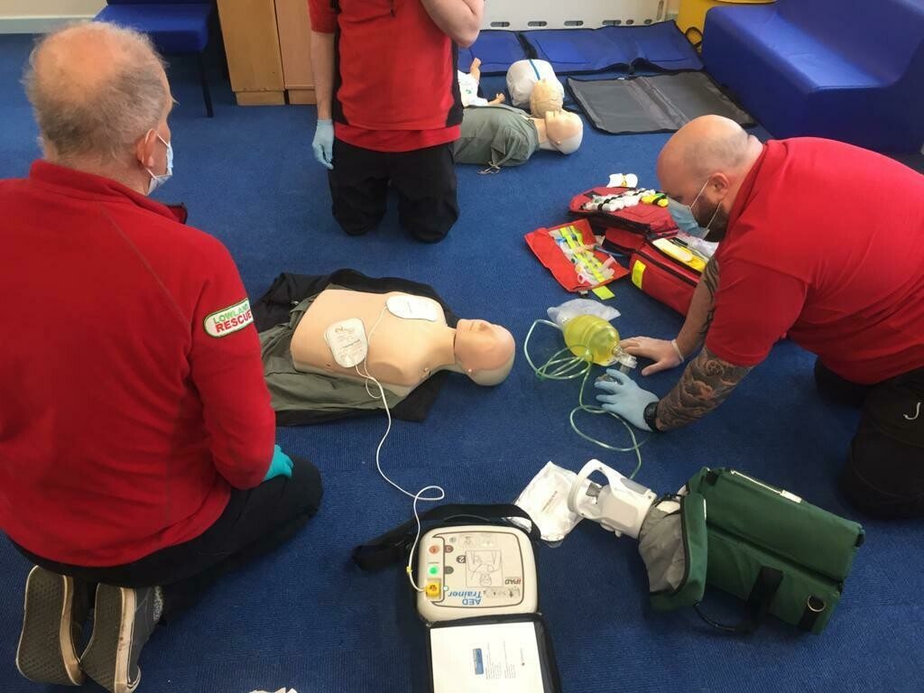 Online QA Level 3 Certificate in First Response Emergency Care (RQF)