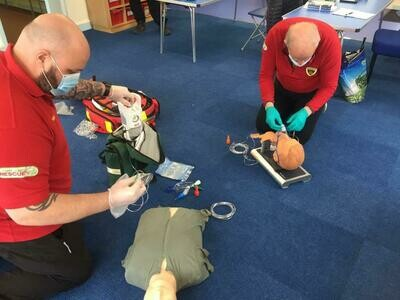 QA Level 4 Certificate in First Response Emergency Care (RQF)