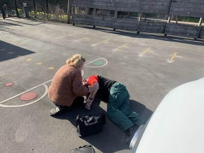 Combined First Aid at Work and Paediatric First Aid