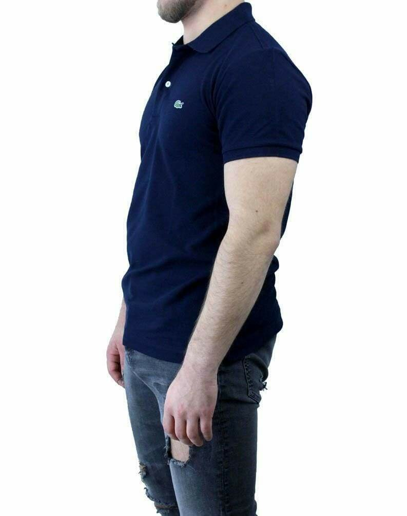 Lacoste Classic Fit Men's Polo Shirts Navy