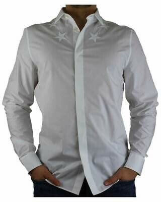 Givenchy Men's Shirts White
