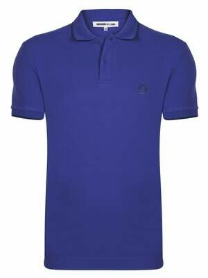 Alexander McQueen Men's Polo Shirts Sax