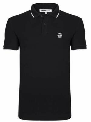 Alexander McQueen Men's Polo Shirts Black