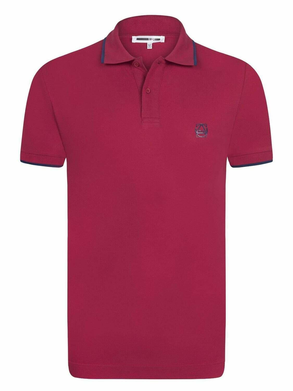 Alexander McQueen Men's Polo Shirts Red