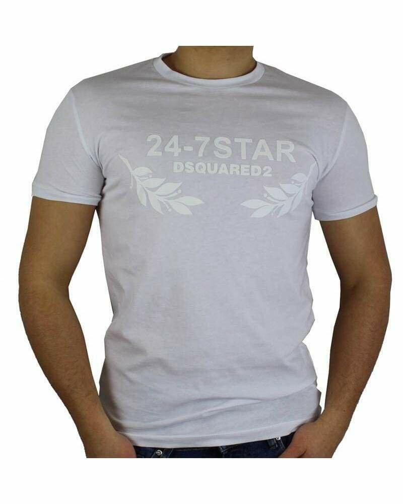 Dsquared2 Men's T-Shirts White