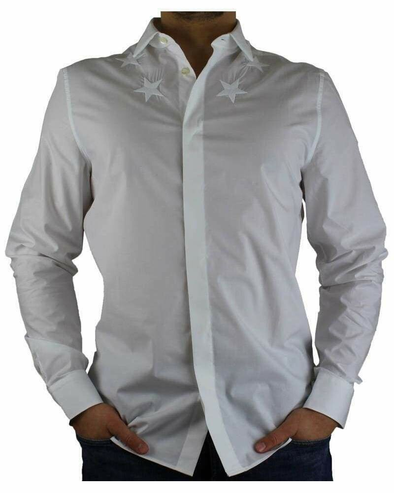 Givenchy Men's Shirts White