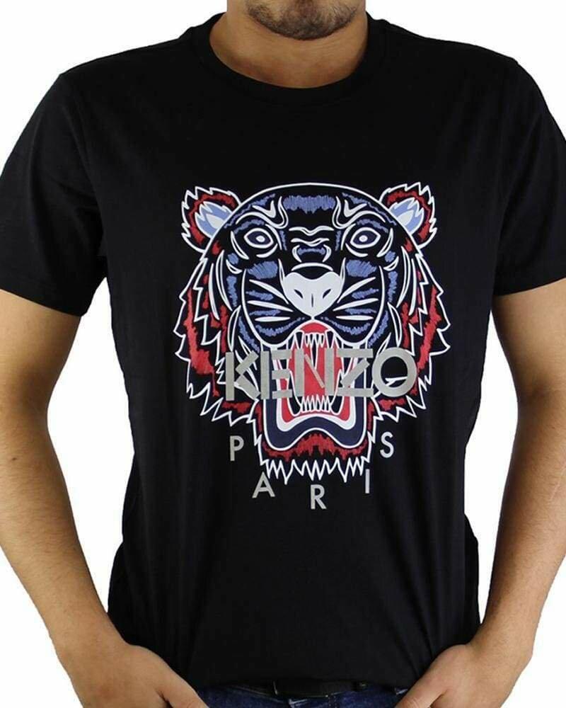 Kenzo Men's T-Shirt Black