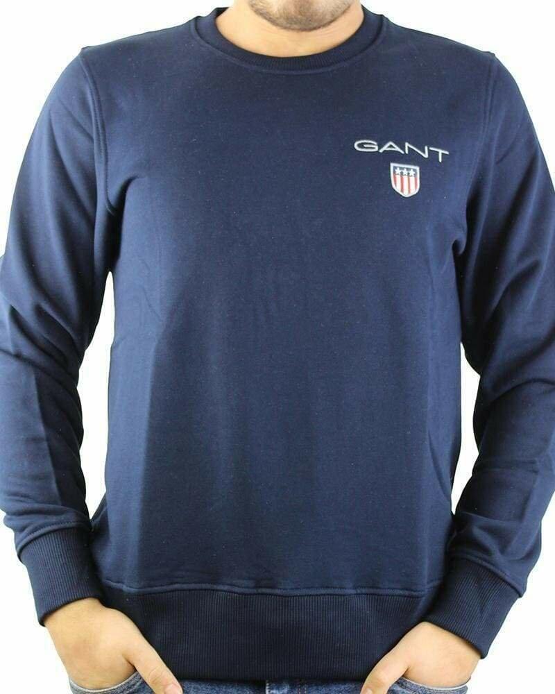 Gant Men's Sweatshirts Navy