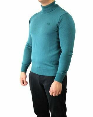 BOSS Rollneck Men's Pullover Mint
