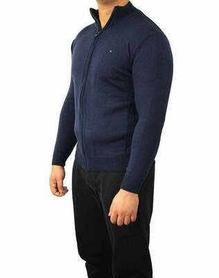 Tommy Hilfiger Men's Cardigan Navy
