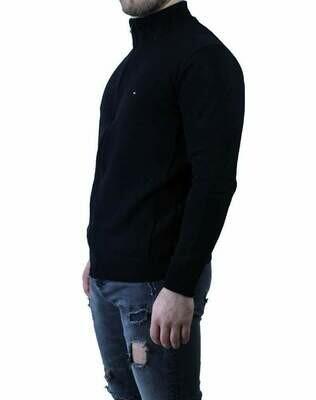 Tommy Hilfiger Men's Cardigan Black