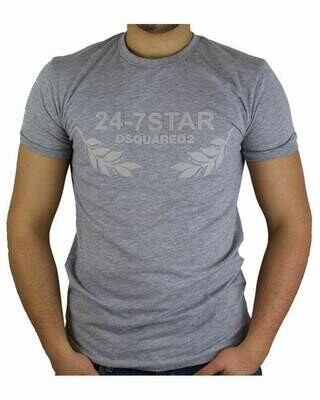 Dsquared2 Men's T-Shirts Gray