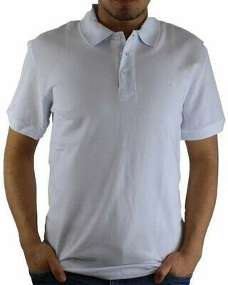 Armani Jeans Men's Polo Shirts White