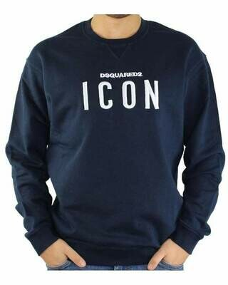 Dsquared2 ICON Men's Sweatshirts Navy