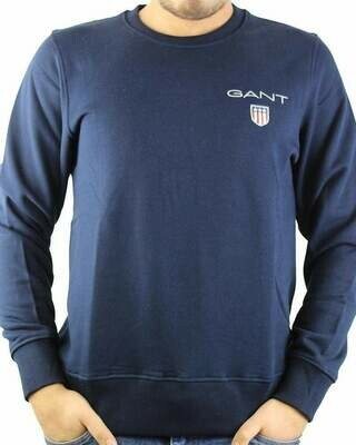 Gant Men's Sweatshirts Navy