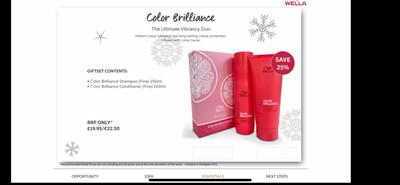 Brilliance Colour Protection