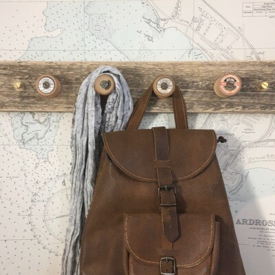 LIMITED EDITION Cotton Reel Coat Hook
